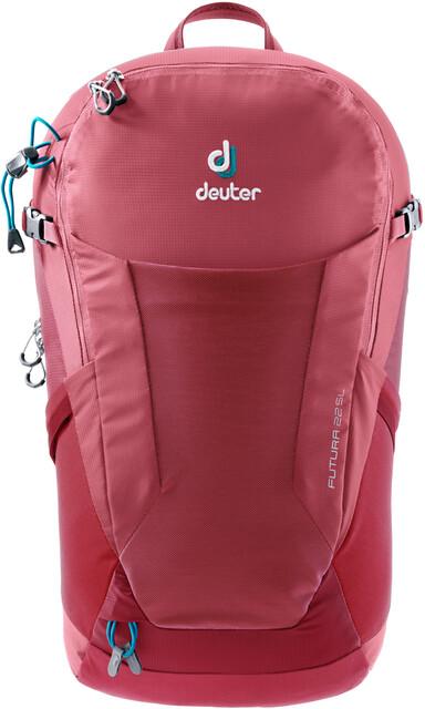Deuter Futura 22 SL Backpack Damen cardinal cranberry